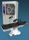 modelagem 3d de mesa cirúrgica